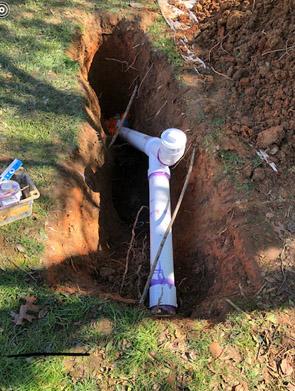 Sewer Lines Service & Repair Raleigh
